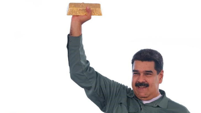 de69eb75340 Maduro estaria enviando toneladas de ouro para Rússia